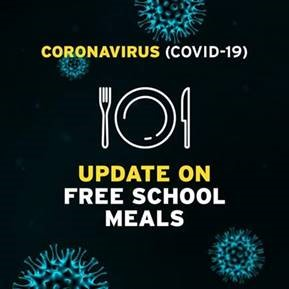 Covid-19 update on free school meals