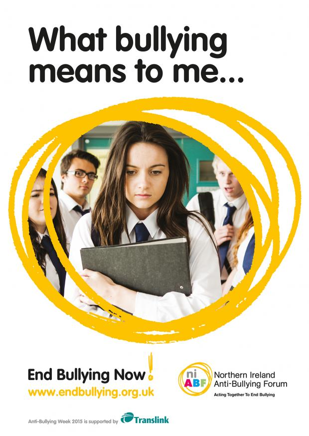 an argument against bullying in today s world Today is national day of action against bullying and violence it's a time when we need to look at what needs to be done to deal with these hurtful behaviours.