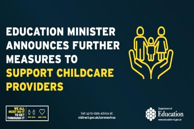 Additional funding for childcare providers