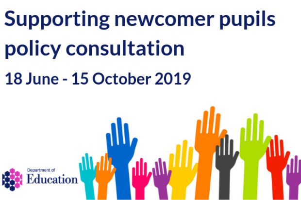 Supporting Newcomer Pupils Policy Consultation