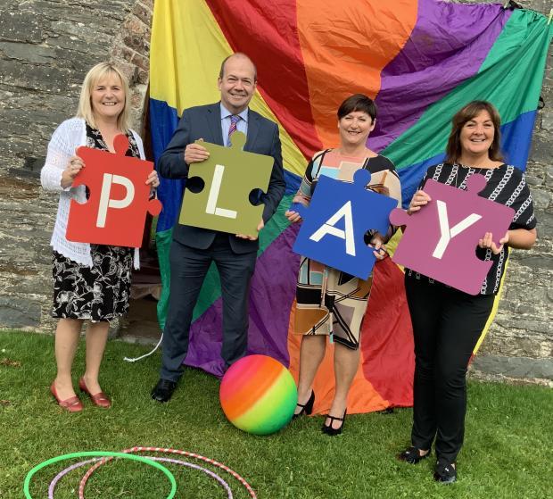 Play Matters celebratory event