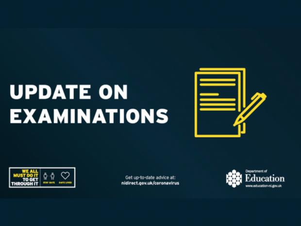 Update on Examinations