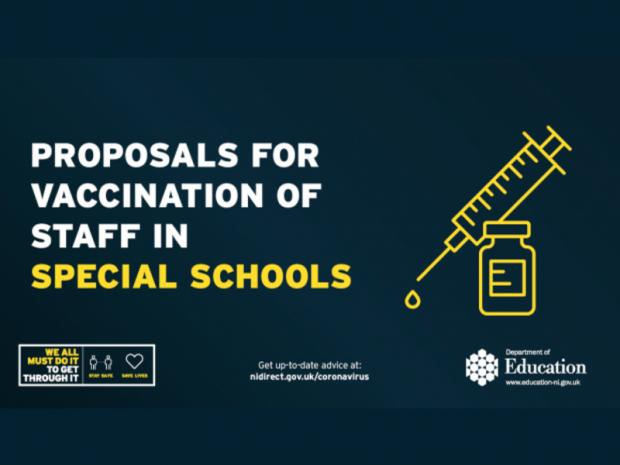 Vaccination of Staff in Special Schools