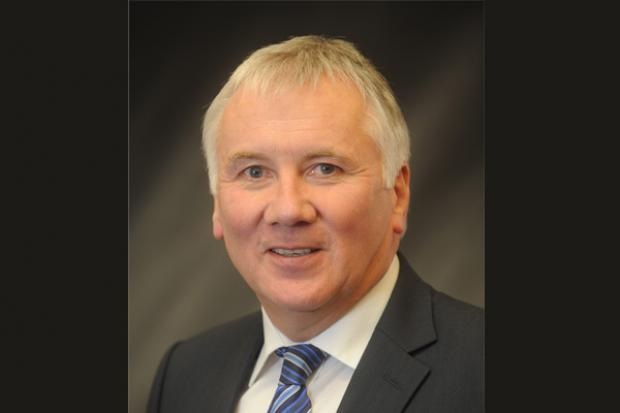 Head of the Civil Service, Sir Malcolm McKibbin