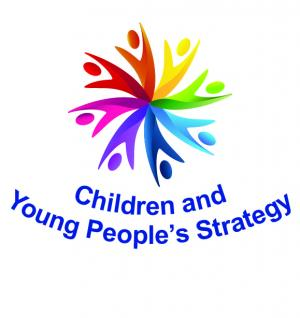 Children and Young People's Strategy logo
